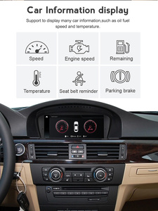 Image 5 - IPS HD 4+64G Android 10.0 Car Dvd Navi Player FOR BMW X5 E70/X6 E71 Original CIC CCC System audio gps stereo auto all in one