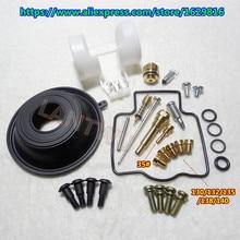 (1 set $ 16) 1993 ~ 01 years KPS Ninja ZX-6R /ZX-6(ZZ-R600) ZZR-600 E1~9 carburetor repair With vacuum diaphragm and float