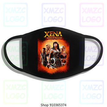 Xena Movie Mens Masks Fitness Clothing Mask Homme 2019 Masks 100 Cotton Mask For Men