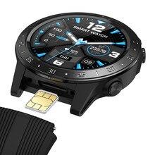 Gps smartwatch masculino com cartão sim bússola de fitness barômetro altitude m5 mi relógio inteligente masculino feminino 2021 para android xiaomi