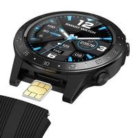 Smartwatch Männer GPS Mit SIM Karte Fitness Kompass Barometer Höhe M5 Mi Smart Uhr Männer Frauen 2021 für Android Xiaomi