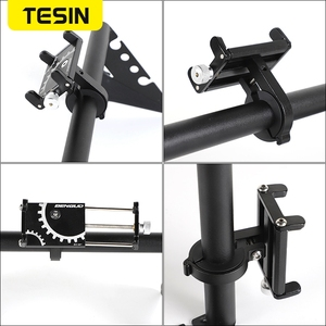 Image 4 - TESIN GPS Stand For Suzuki Jimny JB74 2019+ Car Mobile Phone Holder Support Bracket Rod Accessories For Suzuki Jimny 2019 2020