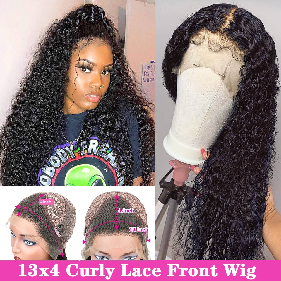 150 13x4 Lace Wig