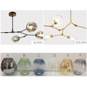 Creatieve Lamp Woonkamer  6