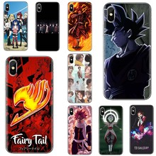 Dragon Ball EXO Chanyeol Fairy Tail For Samsung Galaxy A10 A30 A40 A50 A60 A70 S6 Active Note 10 Plus Edge M30 Soft Cover(China)