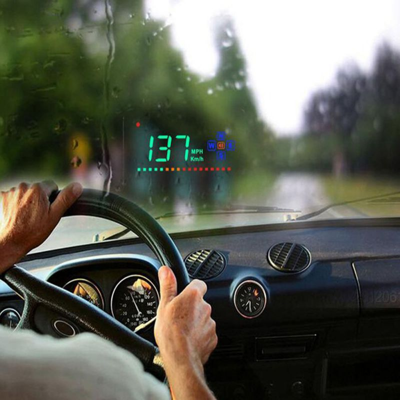 Head Up Display Protective Reflective Screen Consumption Overspeed Display Auto Accessories Car Styling Car HUD Reflective Film