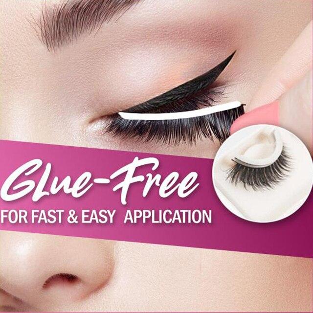 Glue-Free Eyelashes 1