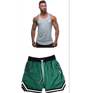 Image 5 - 2019 Summer New Mens Shorts Casual Suits Sportswear Mens Clothing Man Sets Pants Male sweatshirt Men Brand Clothing
