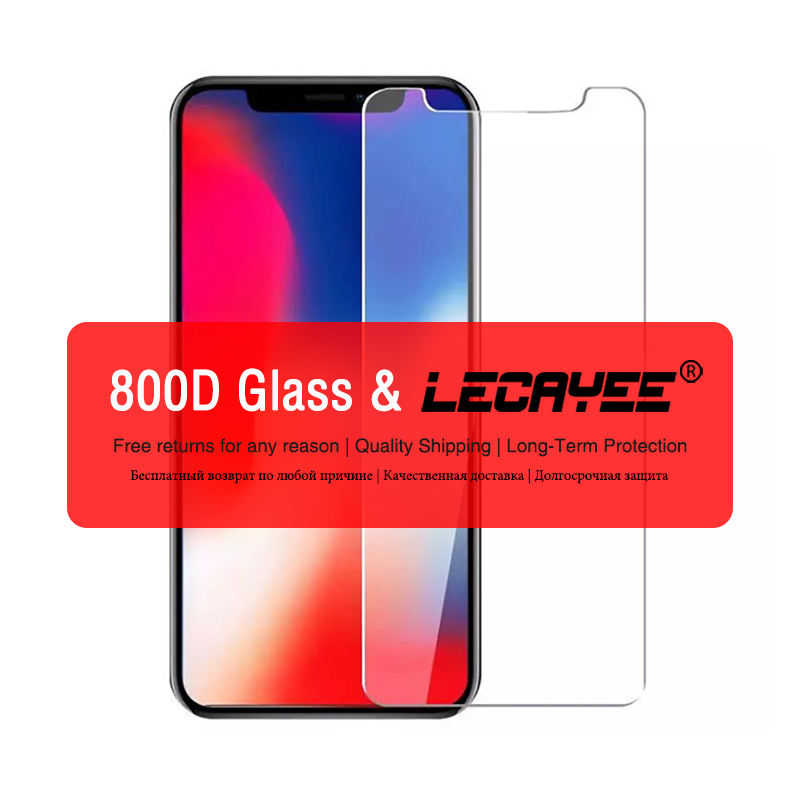 3 Pcs Ultra Clear Tempered Glass For Apple IPhone XR IPhone X XS Max 11 Pro 4s 5 5s 6 6s 7 8 Plus SE 2020 Screen Protector