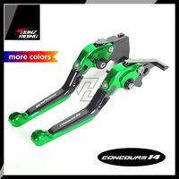 For Kawasaki GTR1400 CONCOURS 2007 2016 Foldable Brake Clutch Lever