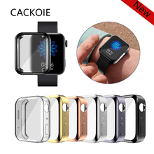 Watch case for Xiaomi smart watch accessories all-inclusive plating protection case tpu anti-fall new xiaomi plating case