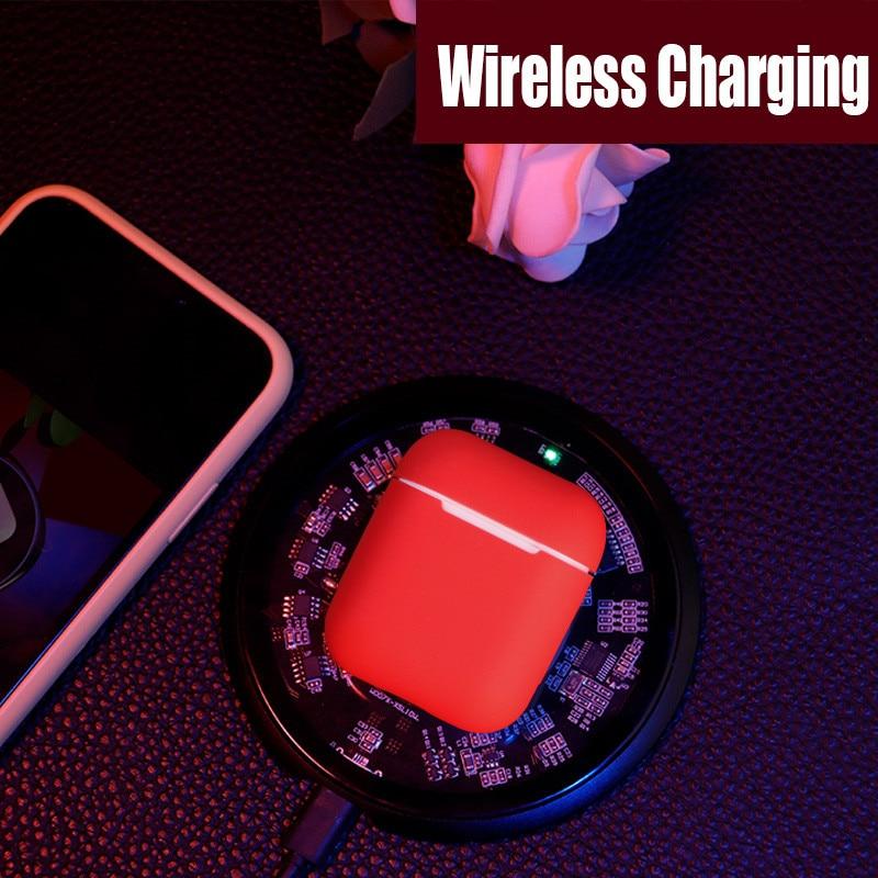 I900TWS 1:1 réplique Air2 Pop up utilisation séparée sans fil écouteur QI sans fil charge PK w1 H1 puce i60 i200 i30 i80 i500 i1000tws - 4