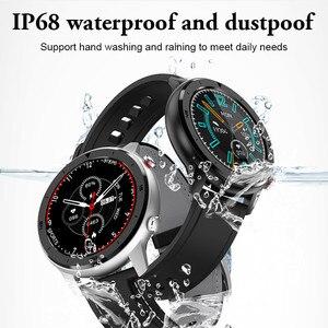 Image 3 - DT78 ساعة ذكية الرجال النساء سوار الساعات الذكية متتبع النشاط البدني لبس الأجهزة للماء مراقب معدل ضربات القلب