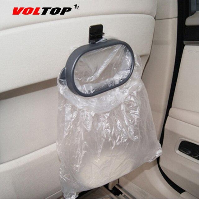 אשפה תיק מסגרת רכב פנים אביזרי עבור בנות רכב אשפה יכול קישוט תליון לוח מחוונים קישוט