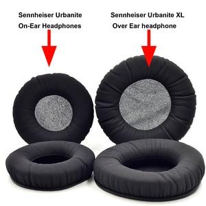 Image 1 - Defean almohadillas para los oídos, para Sennheiser Urbanite XL, sobre la oreja/urbano, auriculares en la oreja