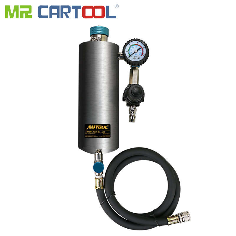 Mr Cartool Car Fuel Injector Cleaner Cleaning-injectors Engine Cleaner Non-Dismantle Tester Washing Tool