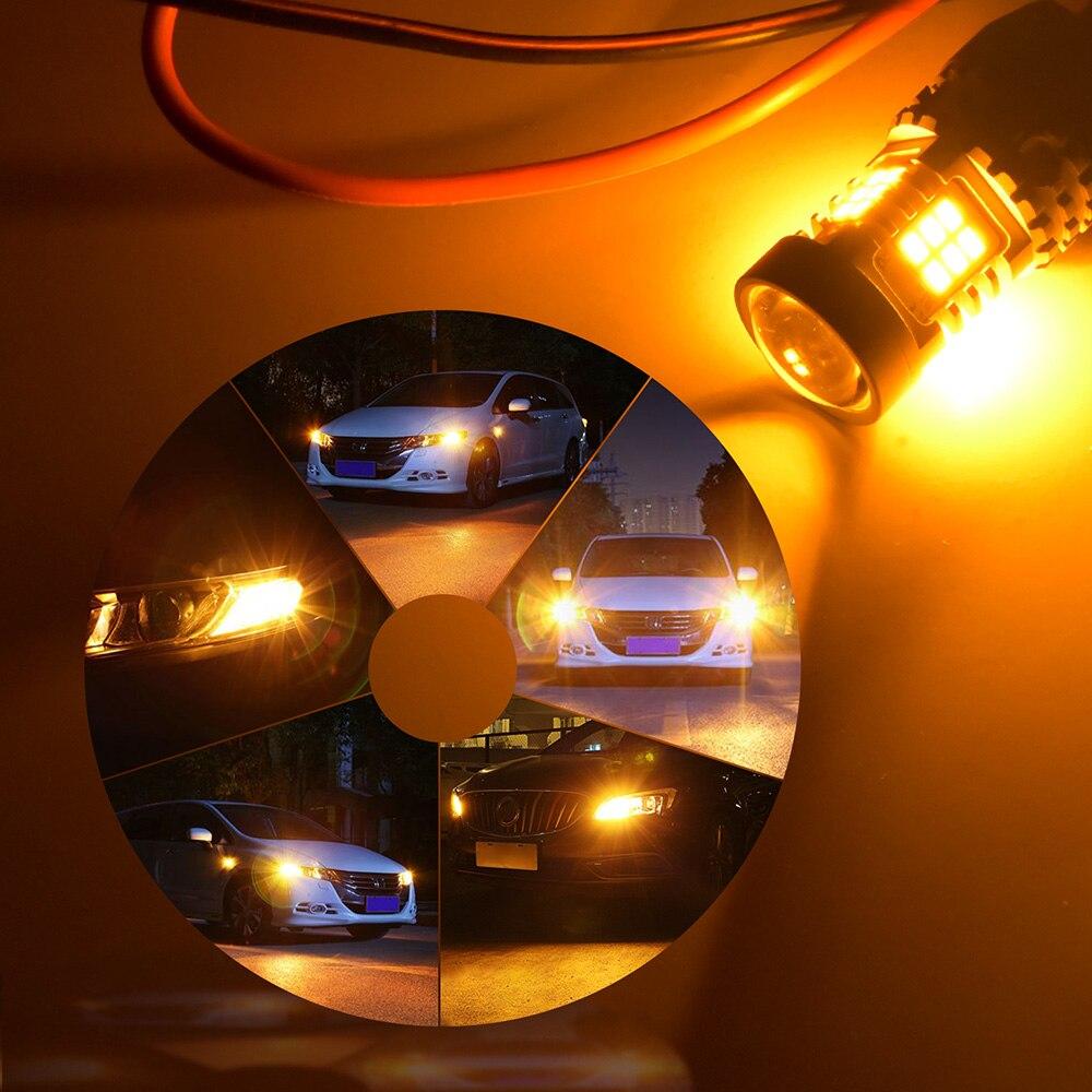 turn signal lampada t20 7440 wy21w w21w 05