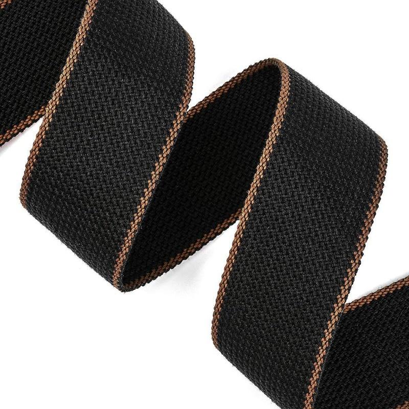1 pçs cão forma de orelha captador bobina dupla cobre captador peças & 1 pcs guitarra cinta de algodão macio