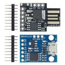 10 Cái/lốc Xanh Đen TINY85 Digispark Kickstarter Micro Ban Phát Triển ATTINY85 Mô Đun Cho Arduino IIC I2C USB