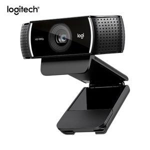 Logitech Stream Webcam Hd-Camera C922 1080p Autofocus for Streaming-Recording Original