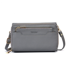 LILY QUEEN Fashion Women Wallet Purse with Removable Shoulde