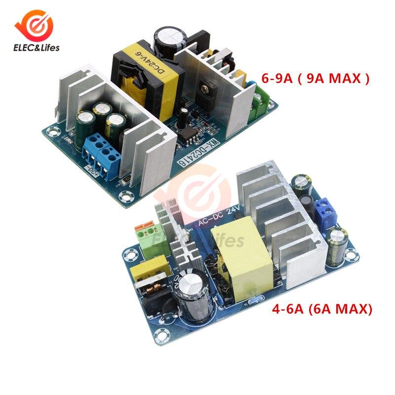 High Power AC 100-240V 110V 220V to DC 24V 4-6A 6-9A Converter Module AC-DC Transformer Switching Power Supply Module 100W 150W