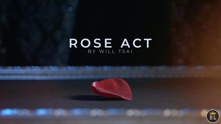 Rose Act By Will Tsai & SansMinds  Magic Instructions  Magic Trick