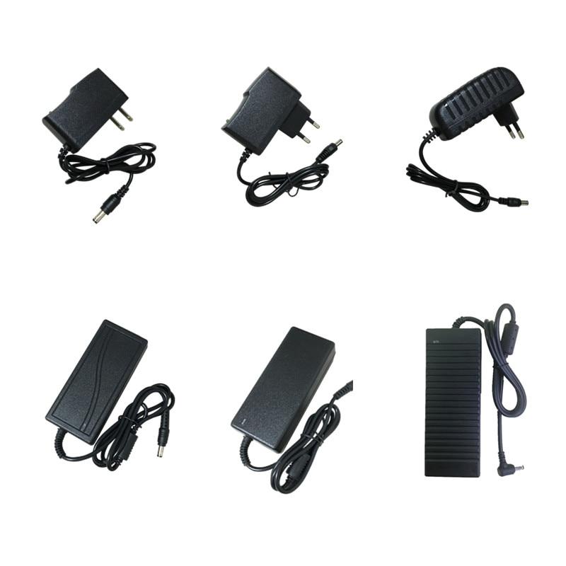 DC 3V 4.5V 5V 6V 7.5V 8V 9V 10V 12V 15V 24V 36V 48V 0.5A 1A 2A 3A  Power Supply Adapter lighting Converter For LED strip light
