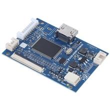 цена на Driver Board Controller Module Single HDMI Driver Board 1024 x 600 for 50-Pin 7-Inch HD LCD Display