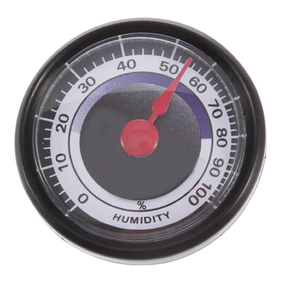 1pcs Moisture Meter Mini Power-Free Hygrometer New Accurate DurablePortable Indoor Outdoor Humidity Higometro For Incubator