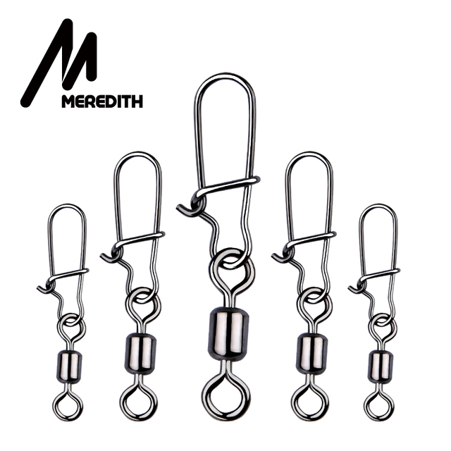 Amazing MEREDITH 50pcs/lot Fishing Hook Connector Pin Fishhooks cb5feb1b7314637725a2e7: A|B|C|D|E|F|G