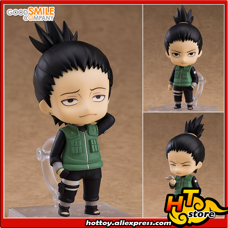 100% Original Good Smile Company No.1181 Action Figure - Shikamaru Nara From