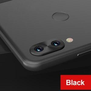 Image 3 - Pour Redmi Note 7 caméra lentille protecteur anneau placage aluminium pour Xiaomi Redmi Note 8 Pro Note 8T caméra couverture anneau Protection