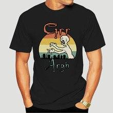 Grr Argh - Buffy The Vampire Slayer Retro Vintage Sunset Men T Shirt-2704A