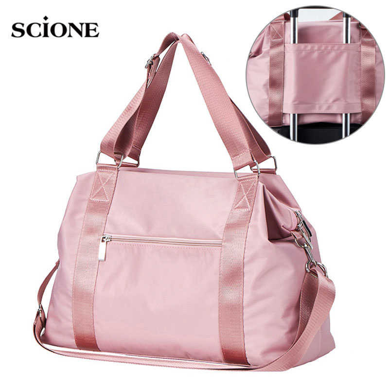 2020 Women Travel Fitness Bag Gym Bags Sports Dry Wet For Training Yoga Sac De Sport Gymtas Woman Men Tas Sporttas Luggage XA78A