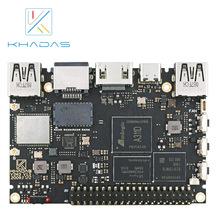 Computer Khadas Single-Board Vim3-Pro EMMC LPDDR4/4X 4GB with 32GB/EMMC/AND/.. 32GB/EMMC/AND/..