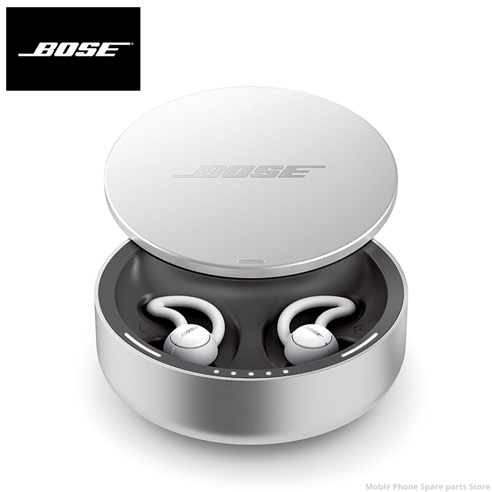 New Bose Noise Masking Sleepbuds True Wireless Earbuds Soothing Masking Sounds for Sleepers TWS Earphones with Charging Case image