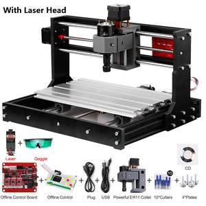 Laser Engraver Cutter 3-Axis DIY Pcb CNC