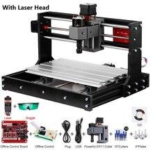 laser engraver CNC Laser Engraver CNC Laser Cutter Engraving Machine Laser Printer DIY 3 Axis Pcb Milling Machine