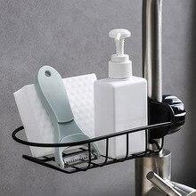 Кухня Раковина кран сушилка губчатое мыло ткань для хранения вешалка для хранения DNJ998