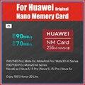Original Huawei NM Karte Nano Speicher Kartenleser 256GB P40 Pro P40 Lite MatePad Pro P30 Pro Mate20 Pro mate30 Pro Nova 6 se 5 Pro