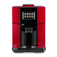 Commerical Touch screen intelligent fancy fully automatic coffee machine home milk foam grinding integrated espresso machine