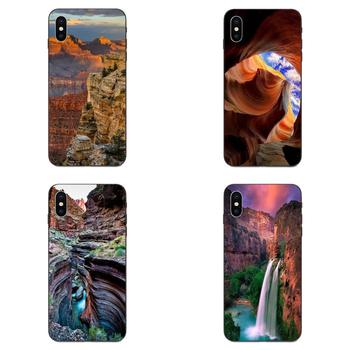 Grand Canyon National Park Quote Case Slim For Xiaomi Mi Mix Max Note 2 2S 3 5X 6 6X 8 9 9T SE A1 A2 A3 CC9e Lite Play Pro F1 image