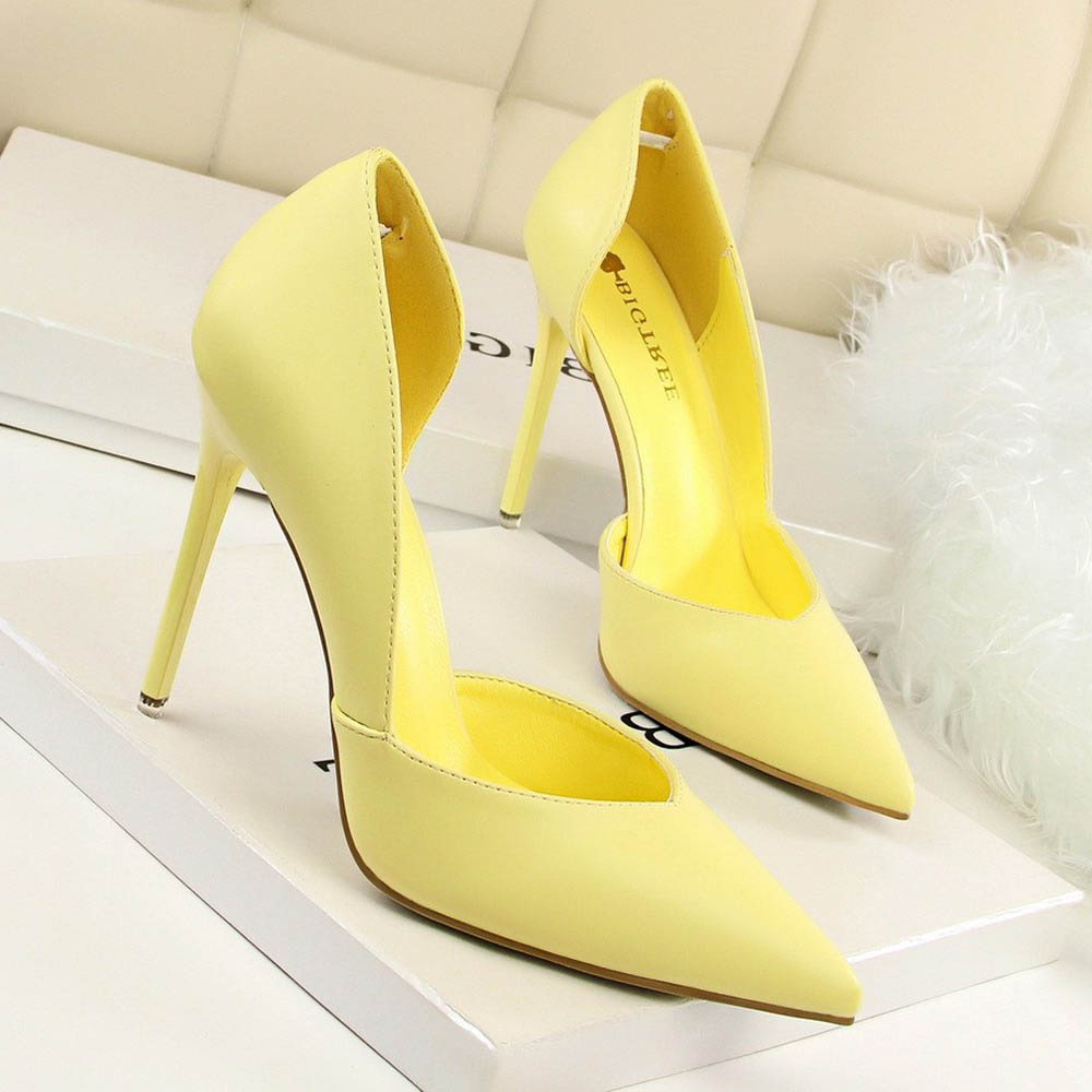 Women Pumps Sexy Stiletto Pointed Toe High Heels Ladies Shoes Party Wedding Heels 2020 Zapatos De Mujer