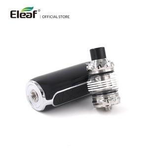 Image 5 - [FR] מקורי Eleaf iStick שפה עם מלו 5 ערכת 80W מקסימום 3000mAh built in סוללה ו EC M 0.15ohm ראש אלקטרוני סיגריה