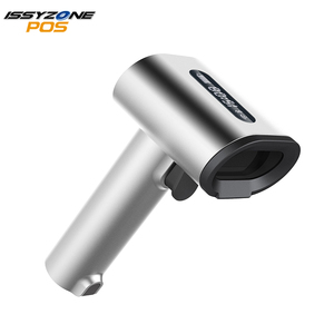 ISSYZONEPOS High Quality Barcode Scanner Wireless 1D 2D Barcode Reader Image Portable Bluetooth Scanner Data Matrix PDF417 QR(China)