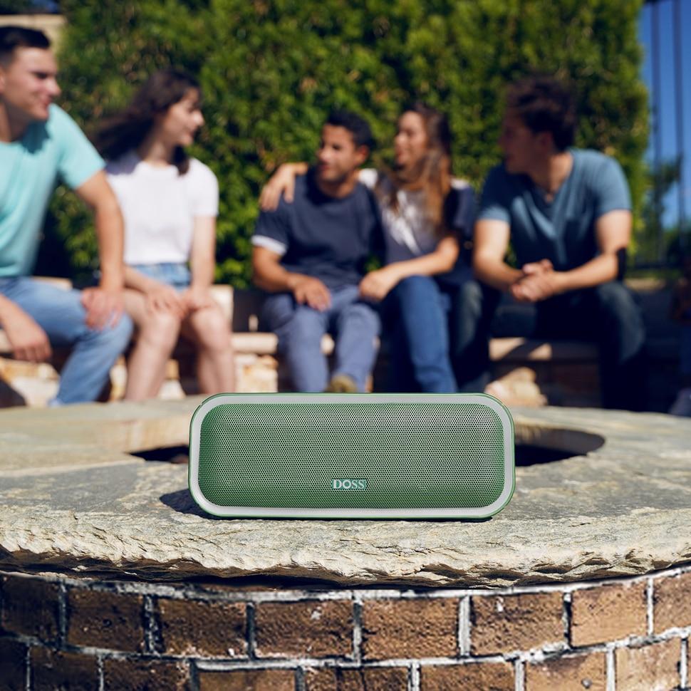 DOSS Soundbox Pro+ Bluetooth Speaker 12