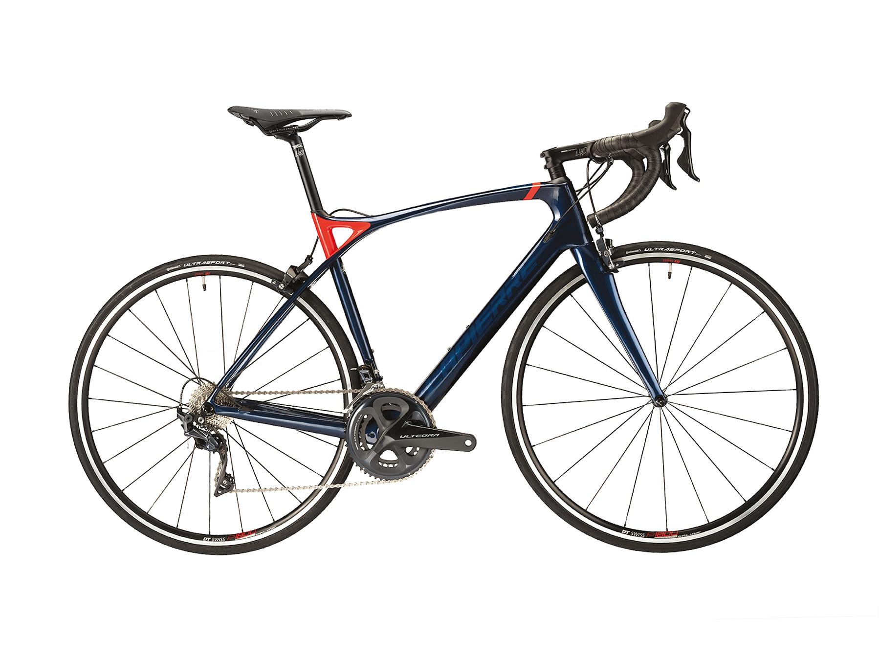 Шоссейный велосипед Lapierre Xelius SL 600 Disc ULTEGRA 11S Groupset