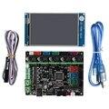 Материнская плата для 3D-принтера MKS GEN L + 4 0 дюймов  полноцветный wifi Дисплей  комплект  выключение питания и воспроизведение 9 языков