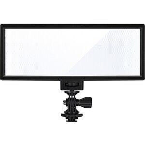 Image 1 - Viltrox L132T LCD bicolor regulable delgado portátil de mano DSLR Video luz LED para teléfono youtube show Live